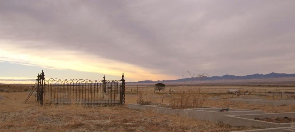 Near Dugway, Utah.