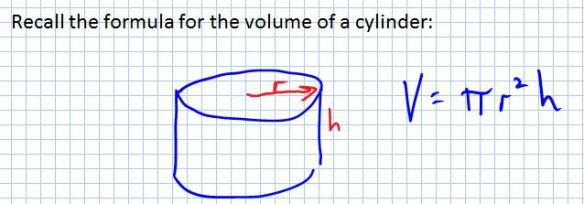 Volume Formula