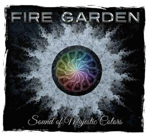 Fire Garden's SOUND OF MAJESTIC COLORS comes out, officially, tomorrow, June 10.  Order now!