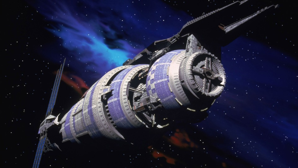 Babylon 5.  Perhaps the finest story ever brought to television.