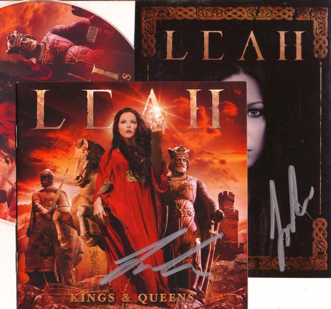 Lovely Leah.