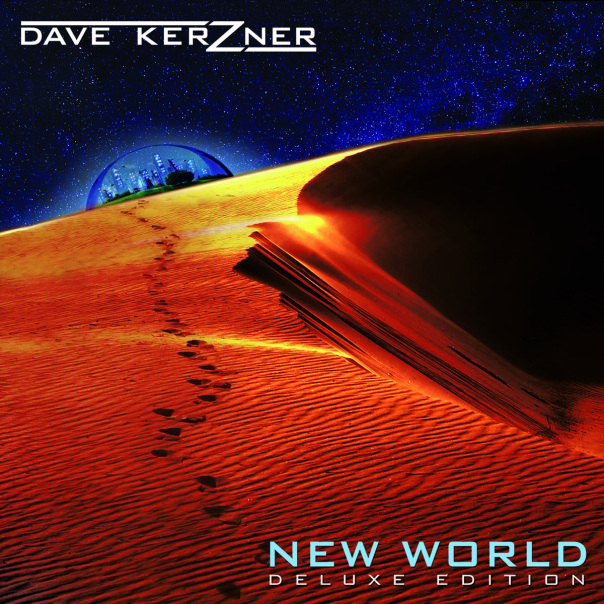 Kerzner's debut solo album, NEW WORLD (deluxe).