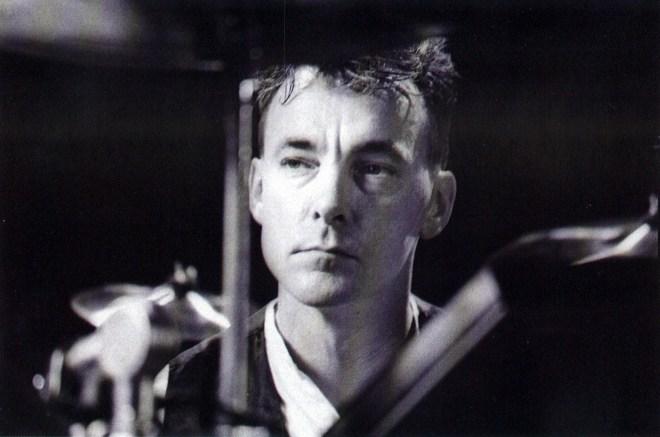 Neil Peart, ca. 1987.