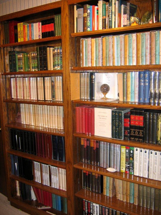 Bookroom 005