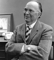 Clyde S. Kilby of Wheaton College.