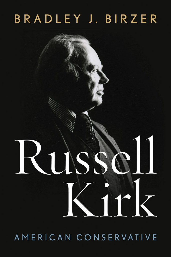 600-page biography of Russell Kirk.  November 5, 2015.  Pre-order now.