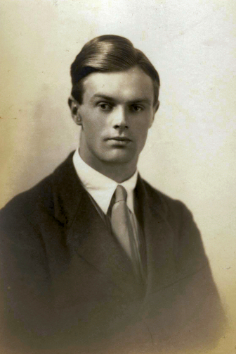 A young Owen Barfield.