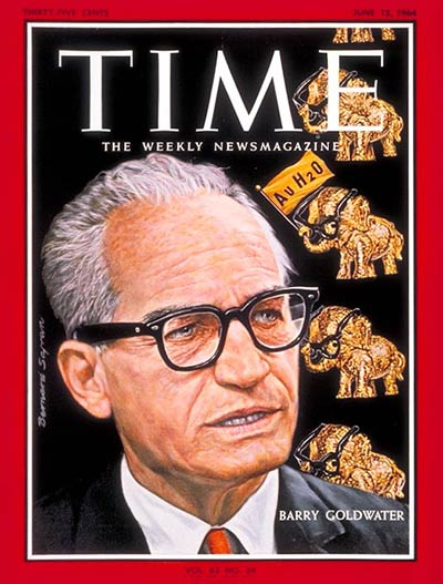 goldwater time