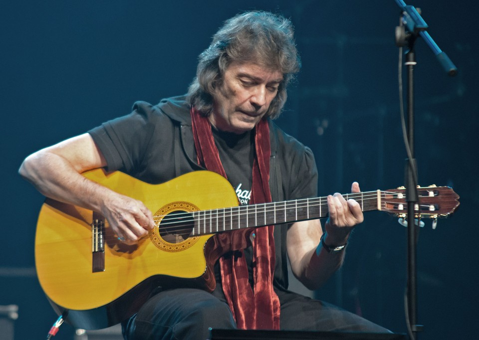 Steve Hackett @ Casino Lac Leamy, Gatineau, Quebec