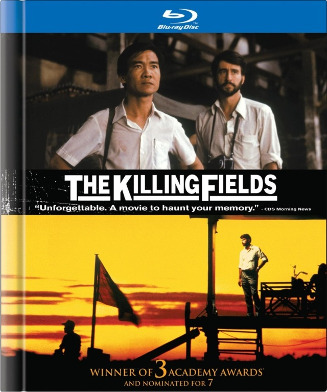 the killing fields blu ray