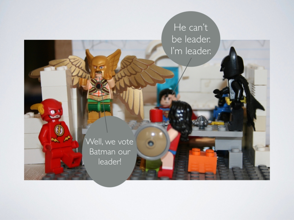 John Lego JUSTICE LEAGUE 2017.003