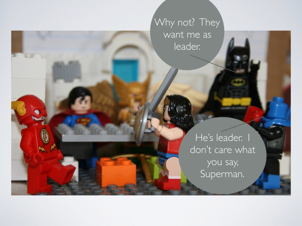John Lego JUSTICE LEAGUE 2017.004