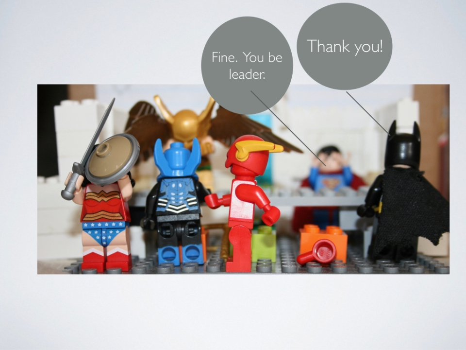 John Lego JUSTICE LEAGUE 2017.006