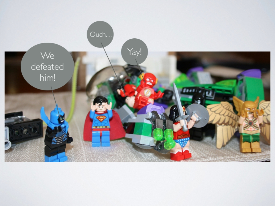 John Lego JUSTICE LEAGUE 2017.009